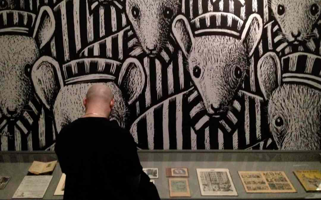 Last Chance!: Spiegelman's CO-MIX @ the AGO