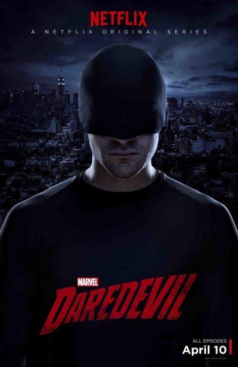 Daredevil hits Netflix April 10th - THIS FRIDAY!