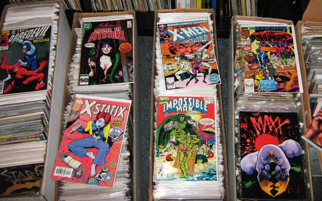 All Along the Watchtower: What Makes a Good Comic Investment?
