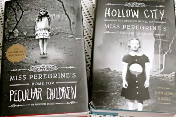 The Peculiar Children series is must reading.