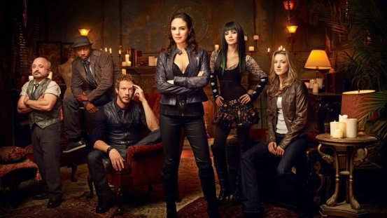 Rick Howland calls in this Friday to chat about the final episodes of Lost Girl. Don't miss it.