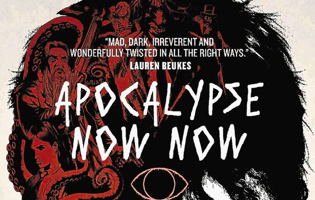 Hidden Worlds on Your Bookshelf: A Review of Apocalypse Now Now