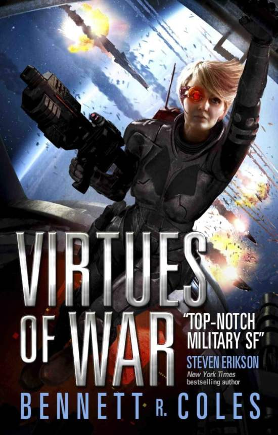 Virtues of War - for the seasoned Sci-Fi Military Lover.