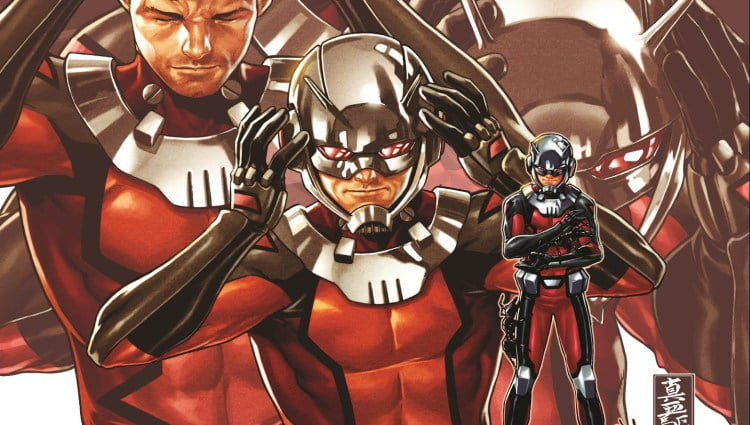 Ant-Man's Big Journey: Scott Lang's Road to Comics Relevance