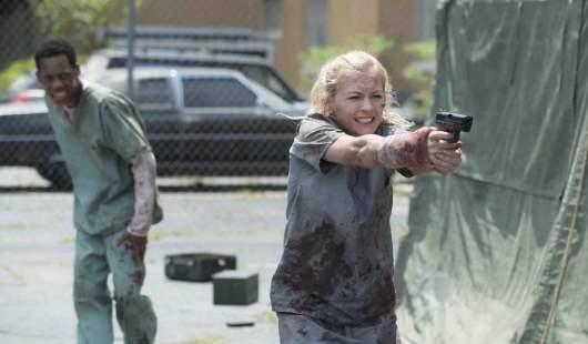 Beth makes her return this season.....but it isn't a long return. - Photo Credit: Gene Page/AMC