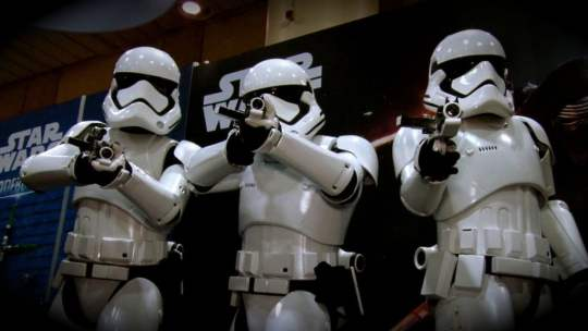 Force Friday was a blast(er) at Fan Expo Canada.
