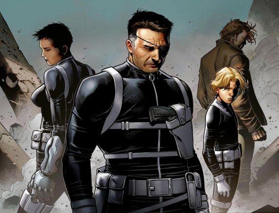 The guys go in depth on Secret Warriors from Marvel Comics.