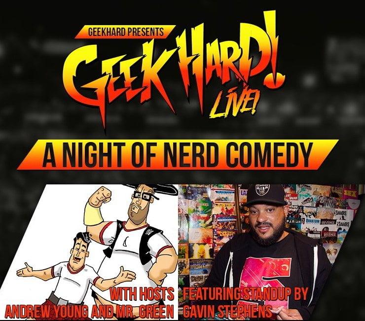 Geek Hard: Episode 292