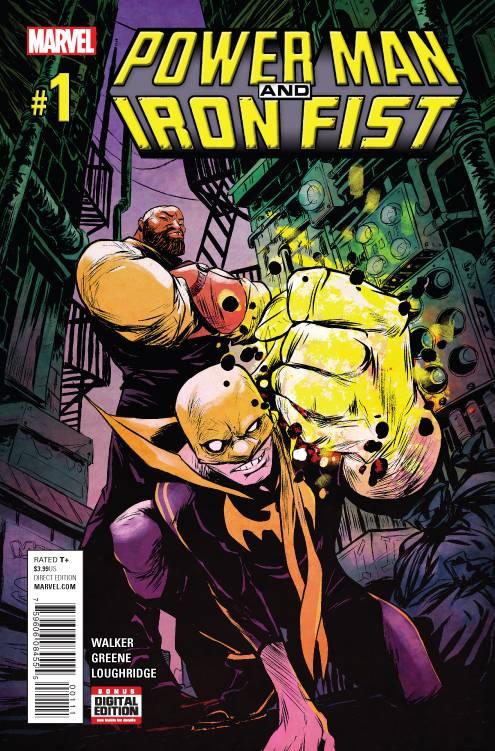 Powerman and Iron Fist #1