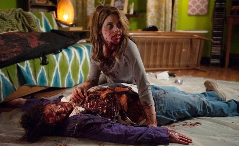 Leave it Buried: A Review of Burying the Ex (on Blu-ray)