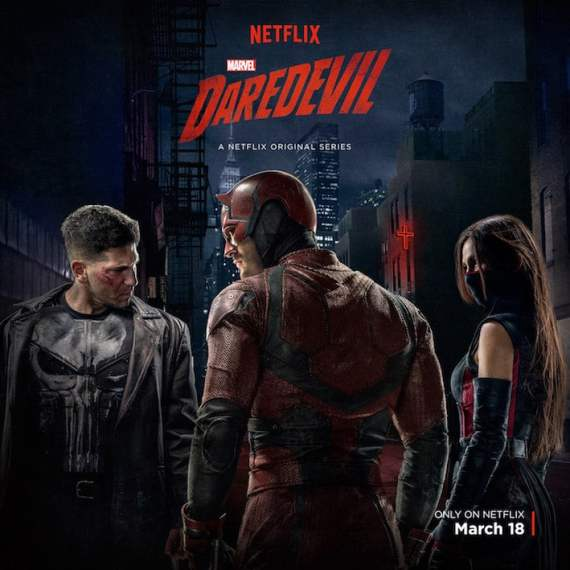Daredevil Season 2 hits Netflix this Friday, but there will be Daredevil content all week from Geek Hard!
