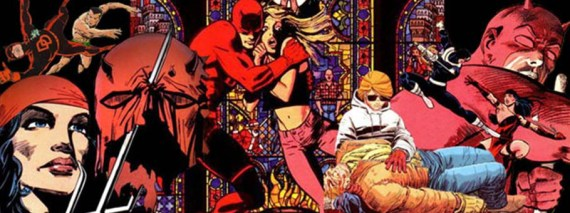 Daredevil has had quite the ride in comics and Andrew and Gavin talk all about on this week's Bloodbath.