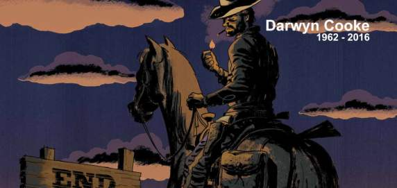 Gavin and Andrew pay their respects to Darwyn Cooke on the latest Bloodbath.