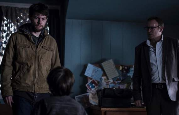 Outcast, airing Fridays on Cinemax and HBO Canada, is one of the better comic book adaptations. Be sure to check it out.