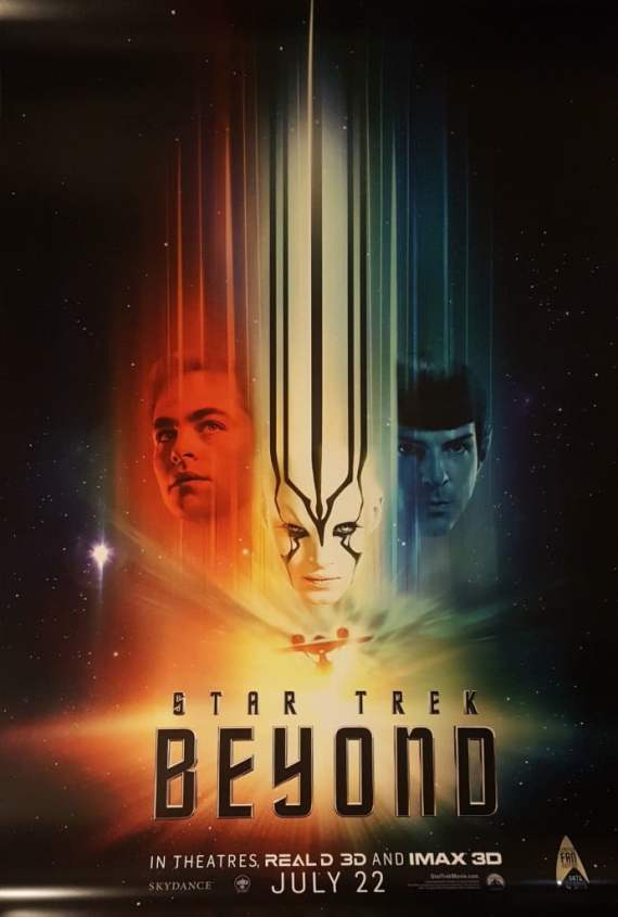 Will Star Trek take us Beyond this summer of blase movies? Find out this Friday.