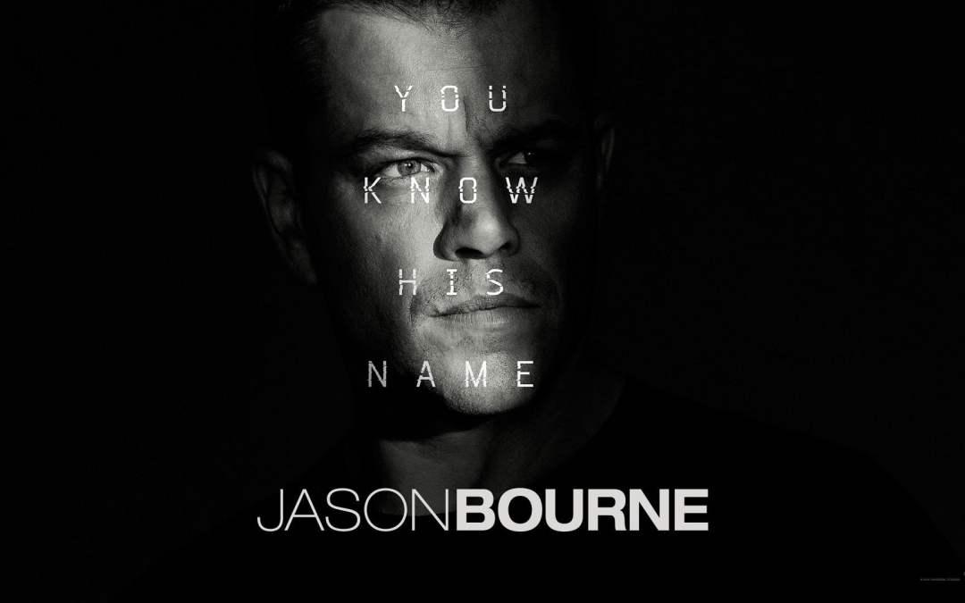 Geek Hard: Episode 321 – Bourne Nameless