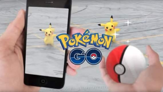 Pokémon GO helps us nerds get up and GO!