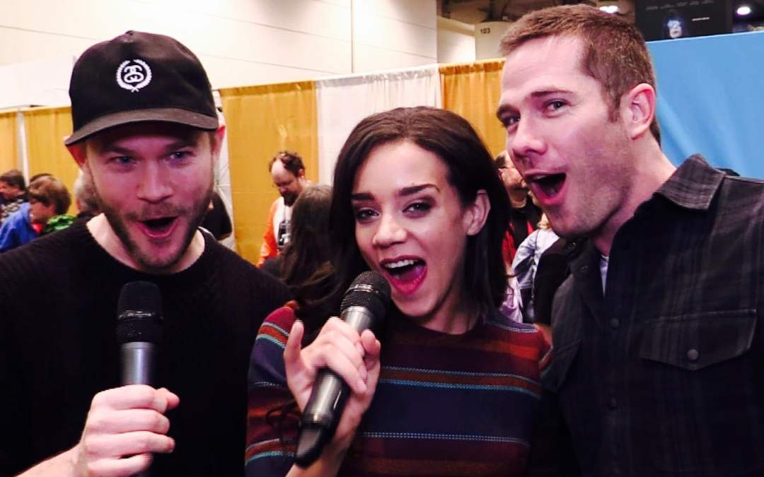 Geek Hard Presents: Talking with the Cast of Killjoys
