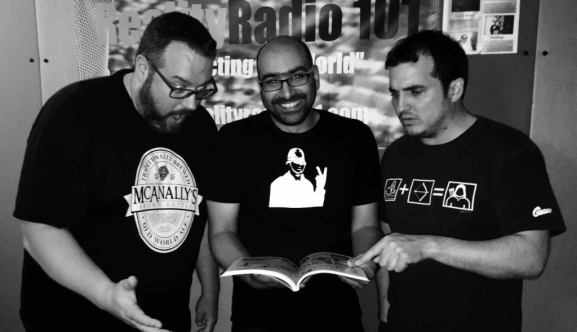 These boys will never forget their early comic memories. Find out what they are on an ALL NEW Bloodbath.