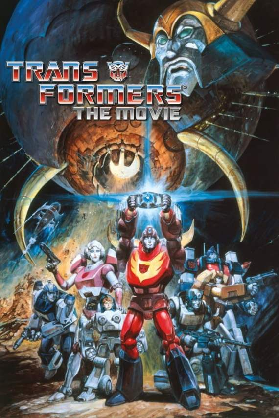It's been 30 years since Transformers: The Movie. Geek Hard looks back on the classic film this Friday.