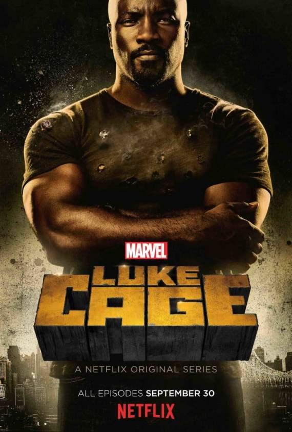 It's Luke Cage's world. We're all just livin' in it.
