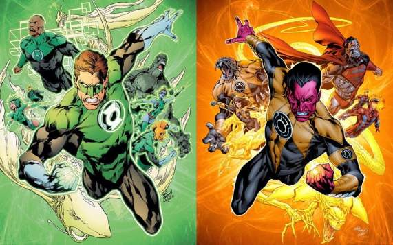 The Boys look back on the greatest Green Lantern story ever told, The Sinestro Corps War, on an ALL NEW Bloodbath.