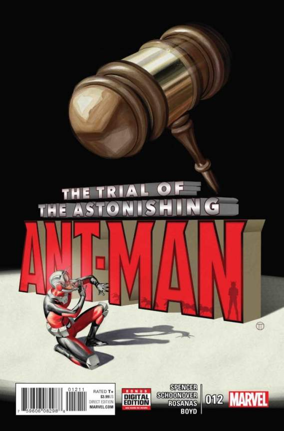 Astonishing Ant-Man #12