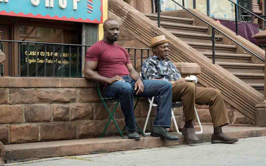 Countdown to Marvel's Luke Cage (On Netflix): The Bendis Connection