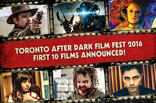 Geek Hard @ Fan Expo Canada 2016: Toronto After Dark Preview