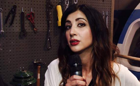 Mr. Green's Interview with Dana DeLorenzo was one of his highlights of Fan Expo Canada.