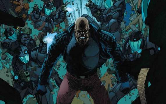 Luke Cage is one bad mother-SHUT YOUR MOUTH!
