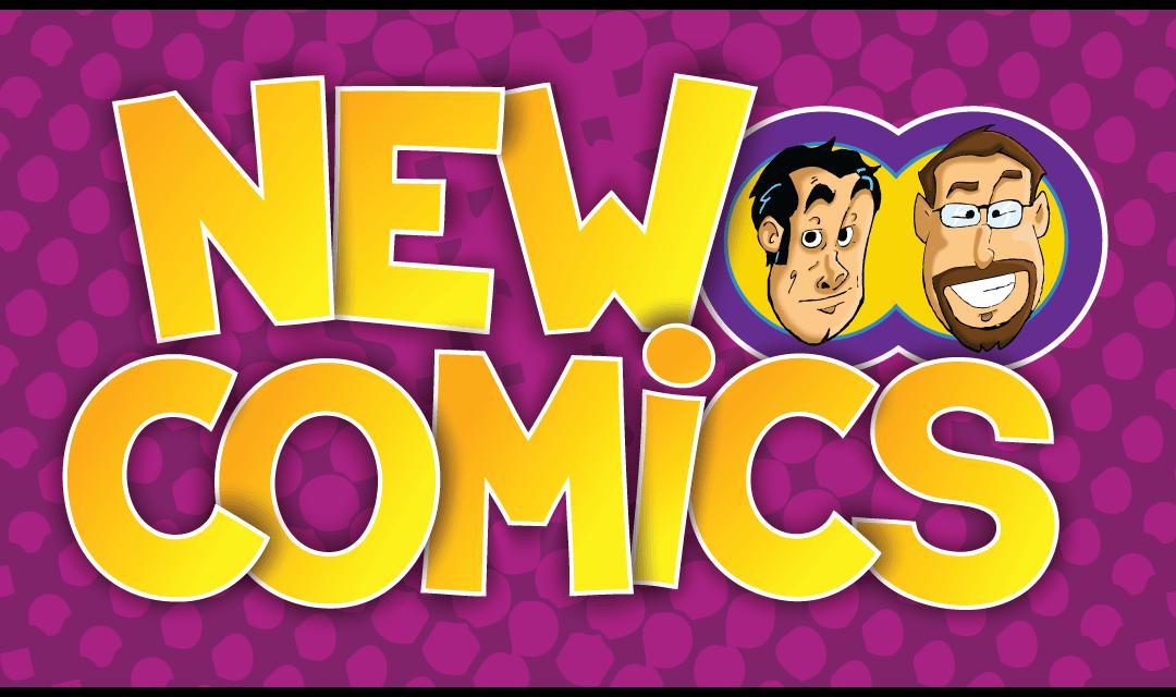 New Comics (04-04-2018)