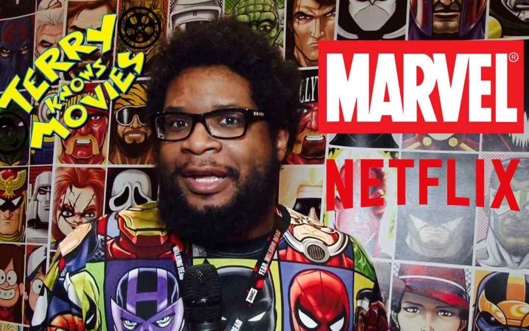 Terry Knows Movies: Marvel Netflix Shows