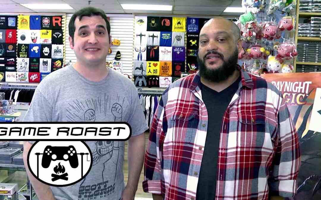 Aggressive Comix & Geek Hard Present: Game Roast!