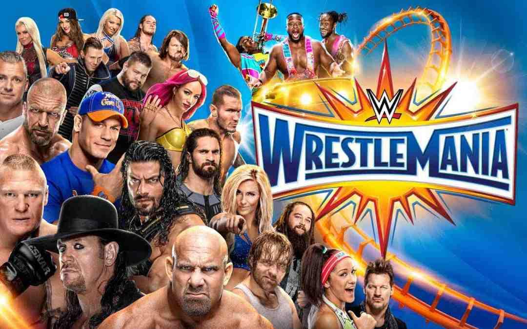 Fear and Loathing in Geekdom: Wrestlemania!