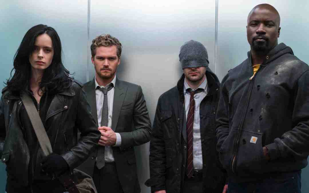 Fit to Defend (My Review of Marvel's The Defenders)
