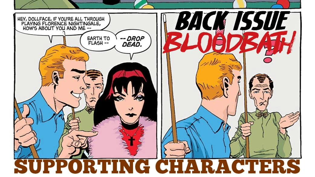 Back Issue Bloodbath Episode 97: Supporting Characters