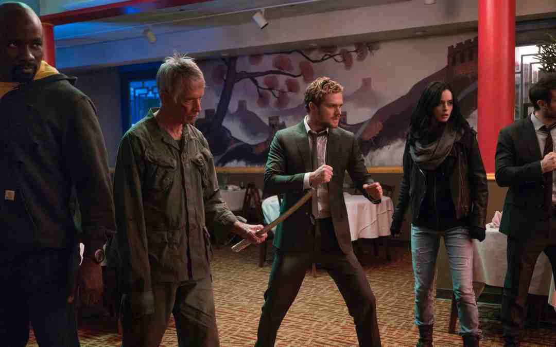 Countdown to The Defenders (on Netflix) Part 2: The Hand's Greatest Hits