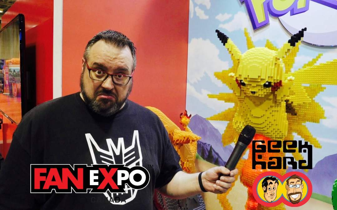 Geek Hard @ Fan Expo Canada 2017: Part 2 with Jason Mewes and MORE!