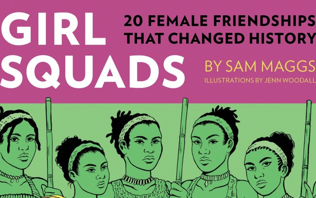 This Week's Episode of Geek Hard (09-28-2018): Girl Squads vs. Maniacs! with Sam Maggs