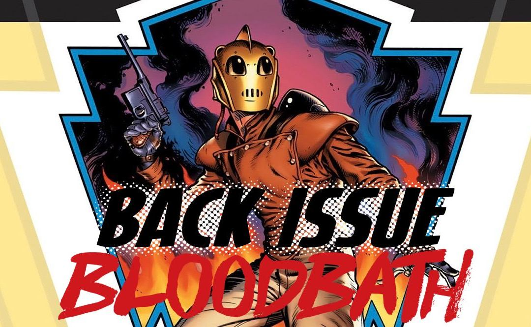 Back Issue Bloodbath Episode 169: The Rocketeer by Dave Stevens