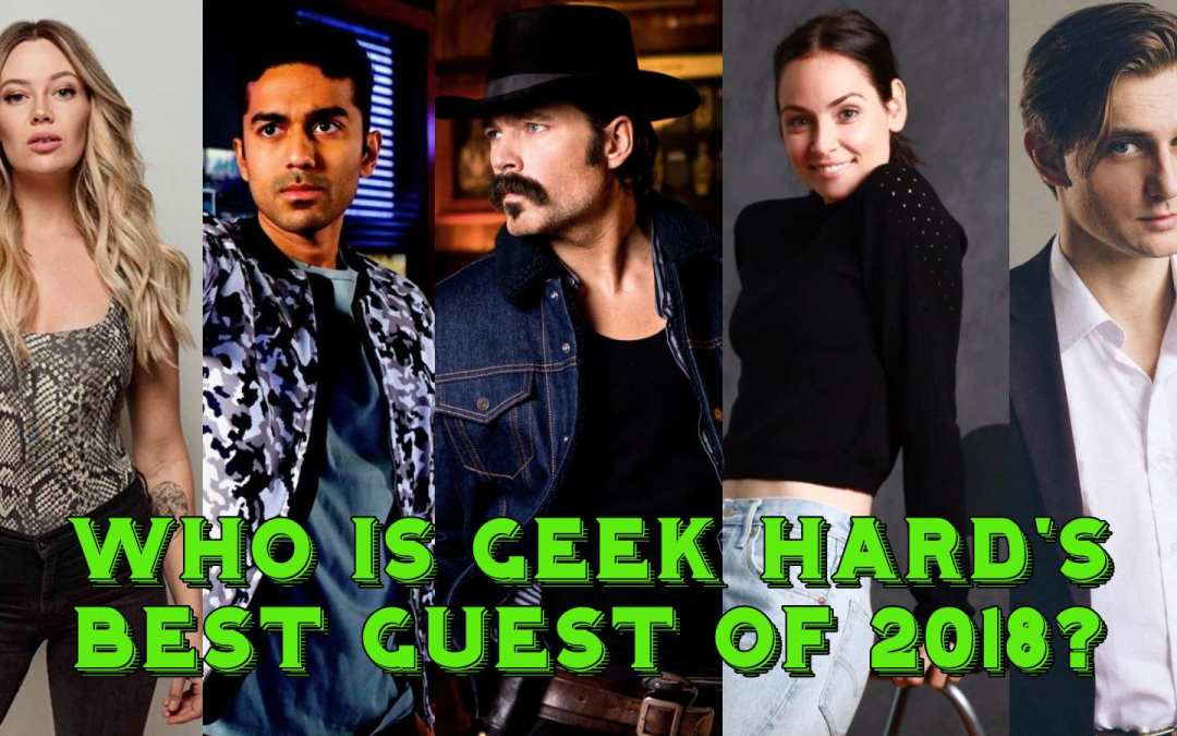 This Week's Episode of Geek Hard (02-01-2019): The Froggy's 9 Year Reign with J. Torres