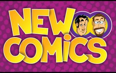 New Comics (07-08-2020)