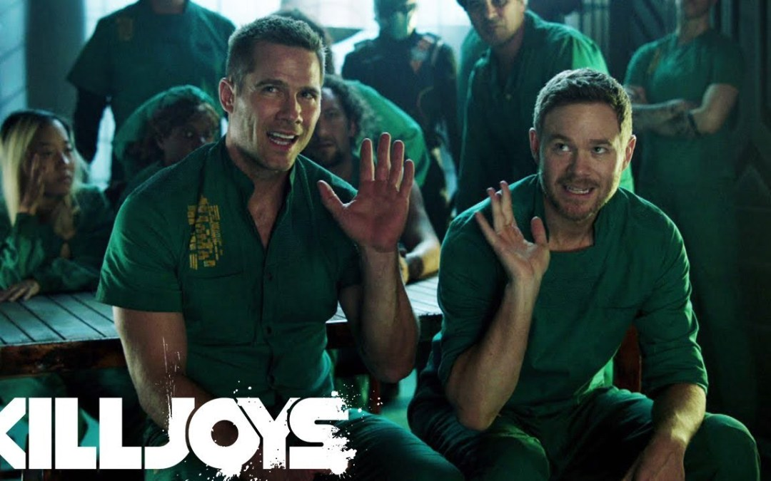 This Week's Episode of Geek Hard (07-19-2019): Killjoys Save the D-Day with Jesse Kove