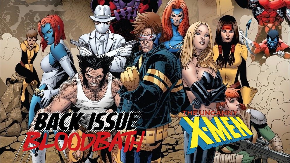 Back Issue Bloodbath Episode 202: An Interview with Matthew Rosenberg on Uncanny X-Men