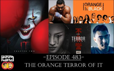 Geek Hard: Episode 483 – The Orange Terror of IT