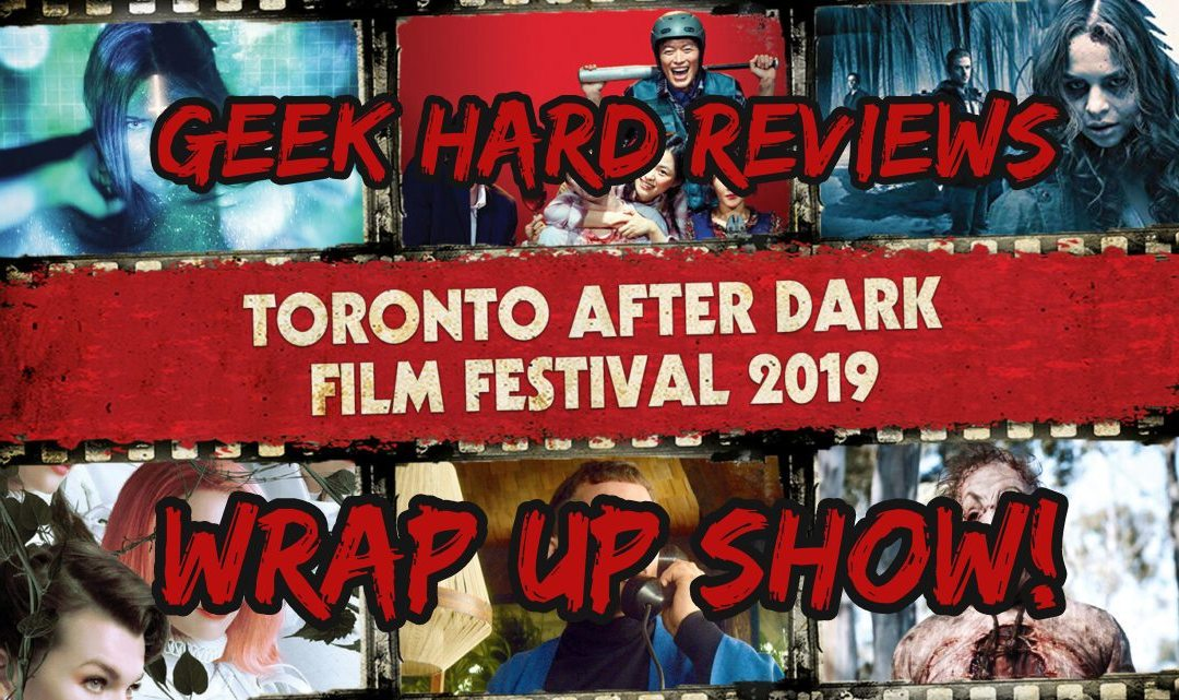 This Week's Episode of Geek Hard (11-01-2019): James vs. Paradise After Dark with Alice Waddington and Jonas Chernick