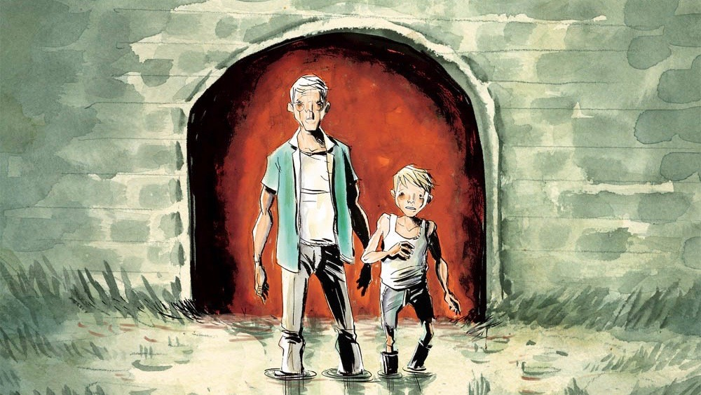 Frogcatchers by Jeff Lemire Graphic Novel Review