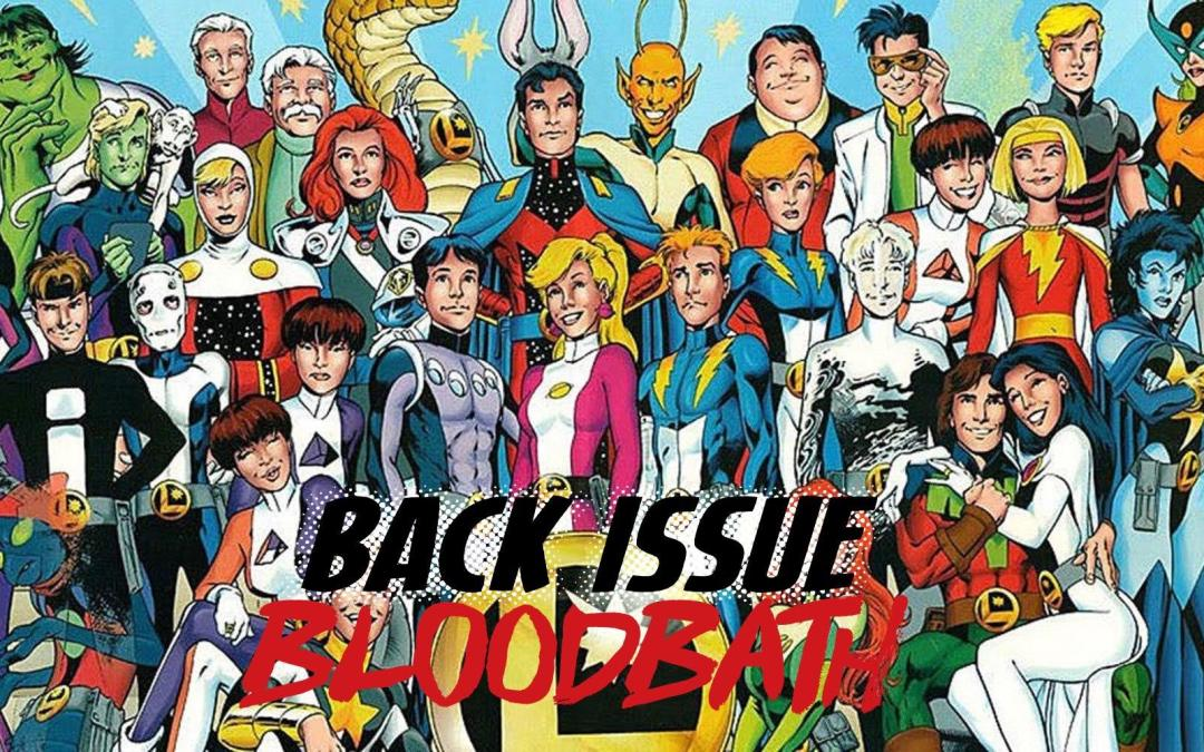 Back Issue Bloodbath Episode 211: The Legion of Superheroes
