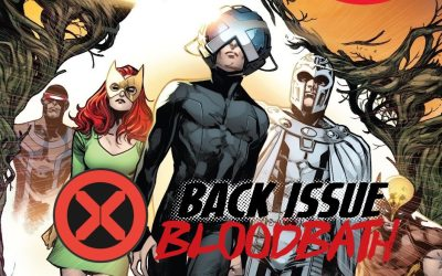 Back Issue Bloodbath Episode 215: House of X and Powers of X